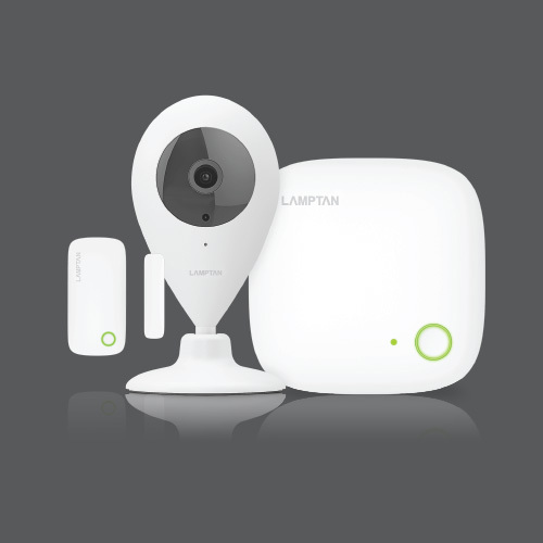 Smart home security kit web2
