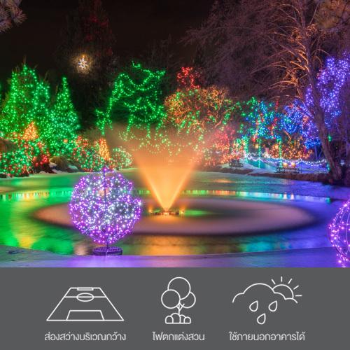 Led floodlight colour web4