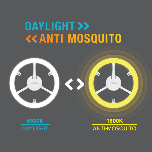 Led module anti mosquito switch 24w web5