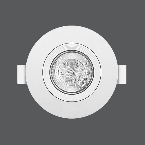 Led spotlight circle 7w web2
