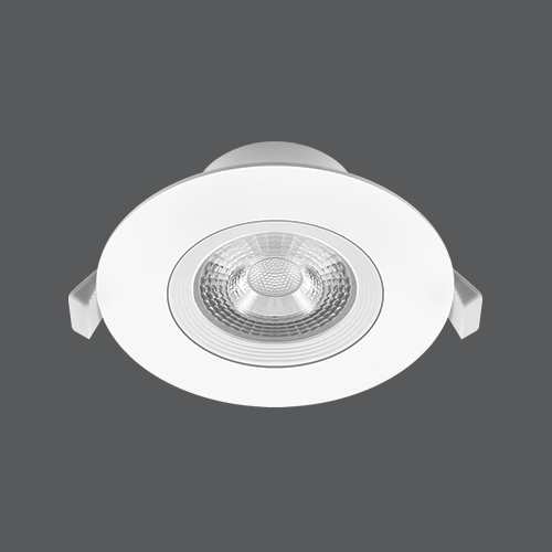 Led spotlight circle 7w web3