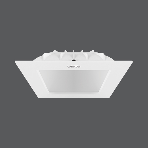 Led downlight zen square web1