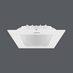 Led downlight zen square web1