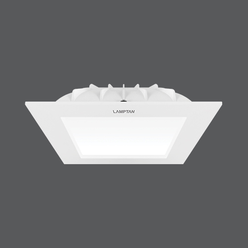 Led downlight zen square web3