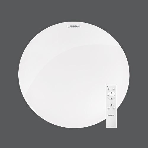 Led multi smart ceiling lamp circle 24w web1