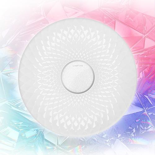 Led multi smart ceiling lamp floret 60w web2