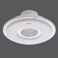 Ventilation circular lamp 16w round flat dl web
