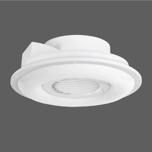 Ventilation fan circular mound 22w dl web