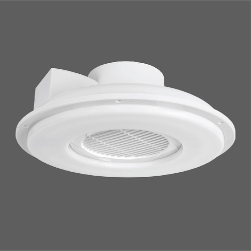 Ventilation fan circular flat 32w dl web