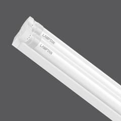 Led setronic twin 18wx2 white gloss web