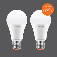 Led bulb gloss 9w web