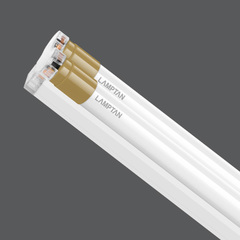 Led setronic twin 18wx2 clear gold web
