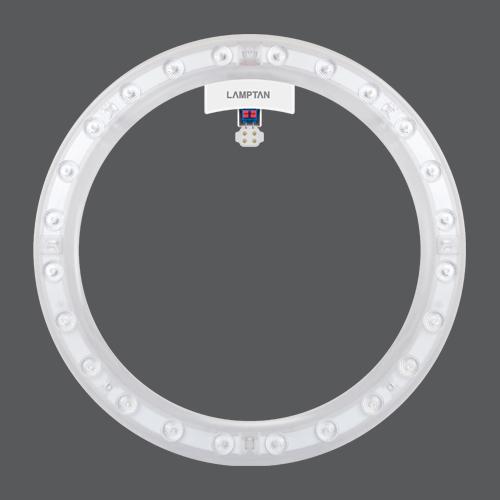 Led lens circular set web