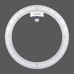 Led lens circular set web