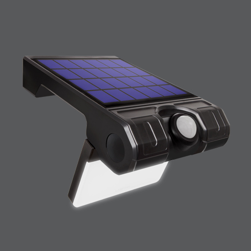Led solar smart sensor swing web2