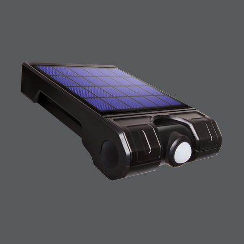 Led solar smart sensor swing web3