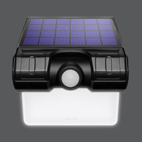 Led solar smart sensor swing web5