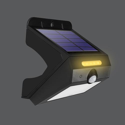 Led solar smart sensor twist web2