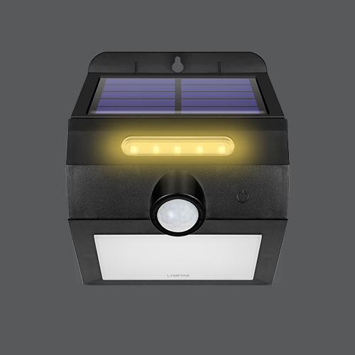 Led solar smart sensor twist web3