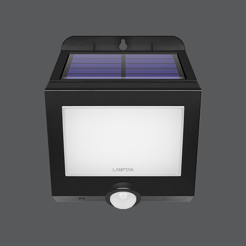 Led solar smart sensor twist web5