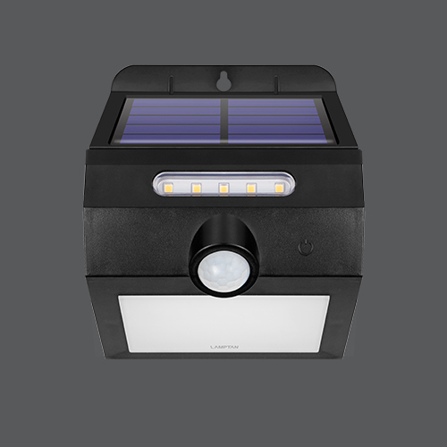 Led solar smart sensor twist web6