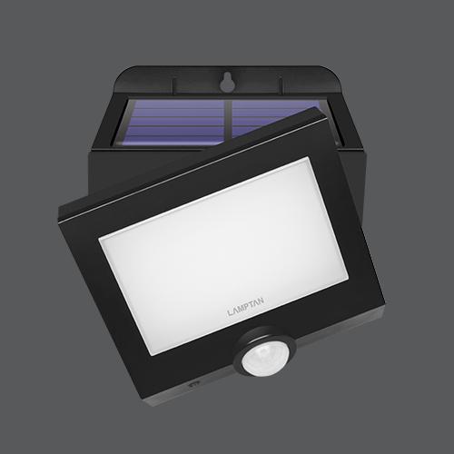 Led solar smart sensor twist web7