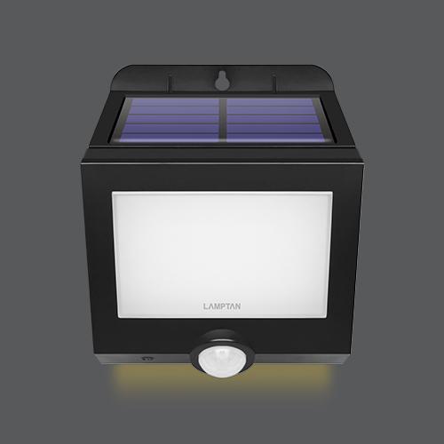 Led solar smart sensor twist web8