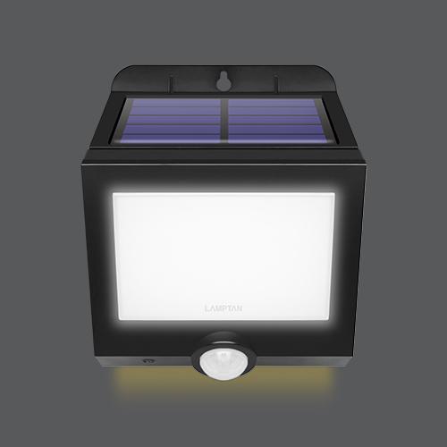 Led solar twist front on web9