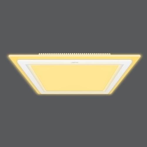 Led glass glow square per ww web