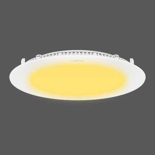 Led downlight ultra slim circle per ww web