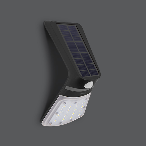 Led solar smart sensor ray 2w shadow 01 web03