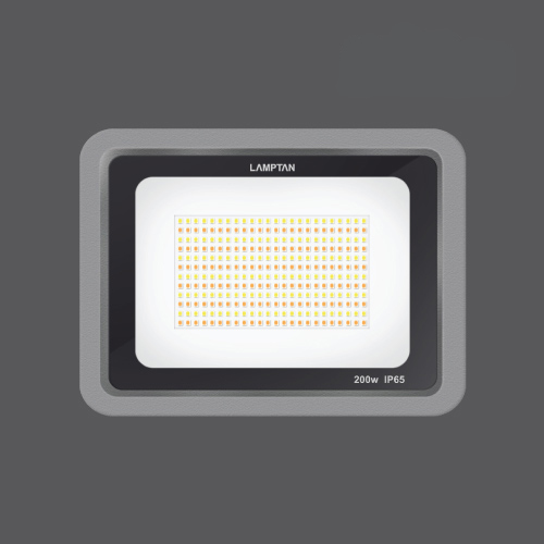 Led floodlight colour switch tank 200w front web