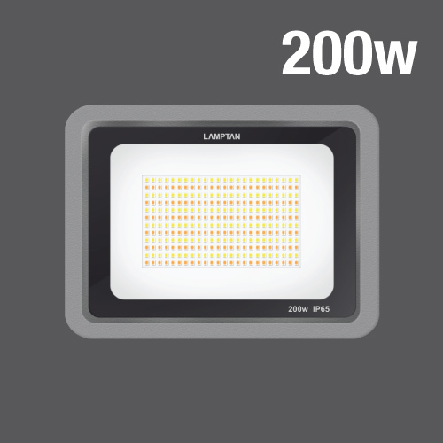 Led floodlight colour switch tank 200w front web01