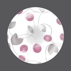 Led ceiling lamp blossom 24w web01