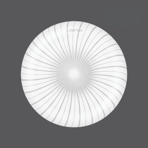Led ceiling lamp windy 18w web