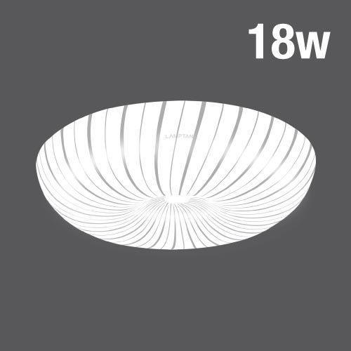 Led ceiling lamp windy 18w web02