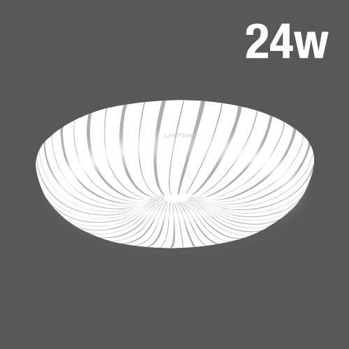 Led ceiling lamp windy 24w web02