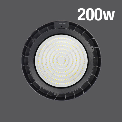 Led highbay ufo front 200w web