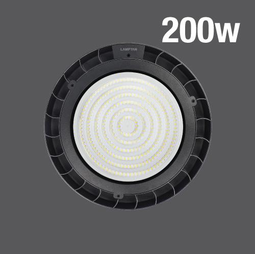 Led highbay ufo front 200w web