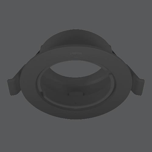 Mr16 fixture black web2