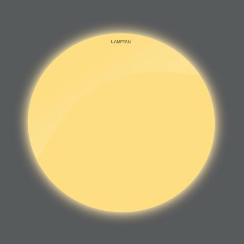 Led ceiling light moon web4