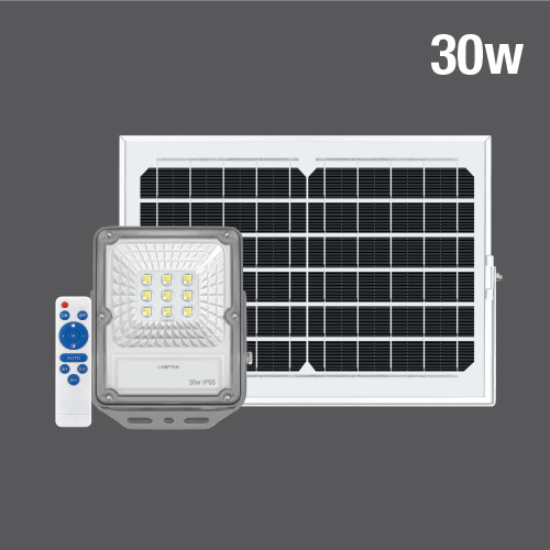 Solar floodlight ss solid web02