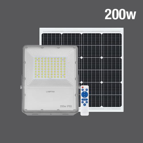 Solar floodlight ss solid web06