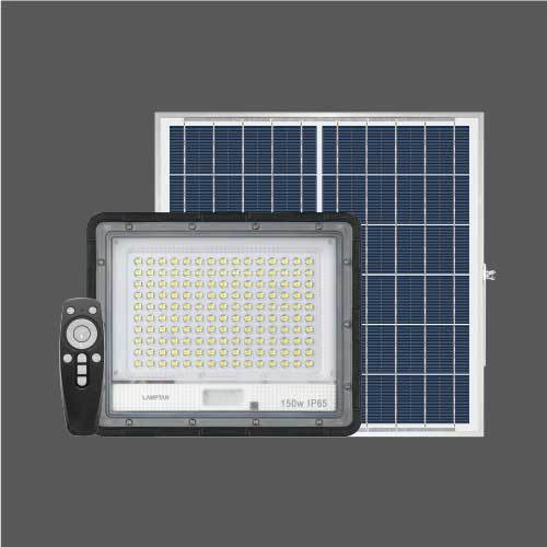 Solar floodlight ss strong web01