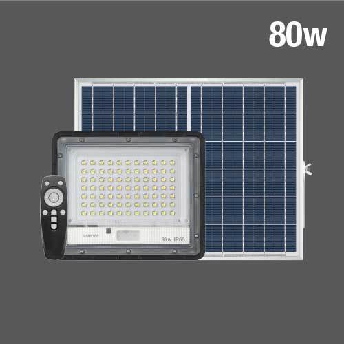 Solar floodlight ss strong web02