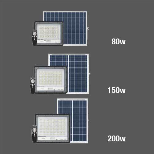 Solar floodlight ss strong web12