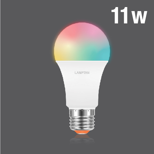 Smart wifi bulb 11w web 03