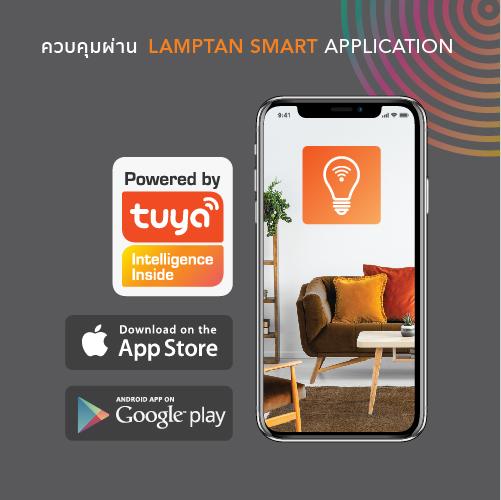 Smart wifi bulb 11w web 05