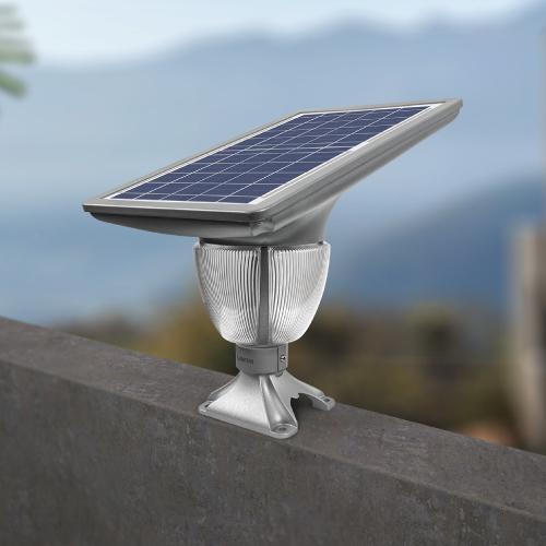 Solar pole light ss deluxe 10w web09