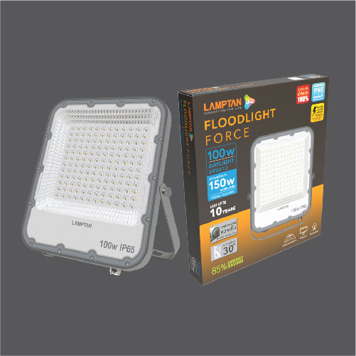 Led floodlight force web 7